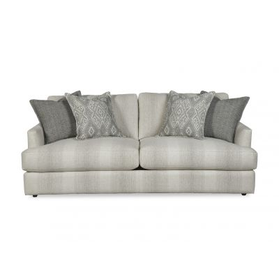 Zuri Modern Grey Sofa
