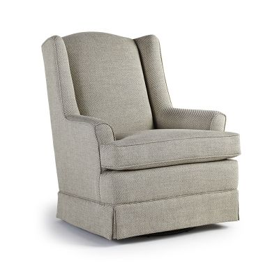 Natasha Swivel Rocker Accent Chair Oakland