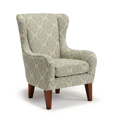 Lorette Accent Chair Bergenfield