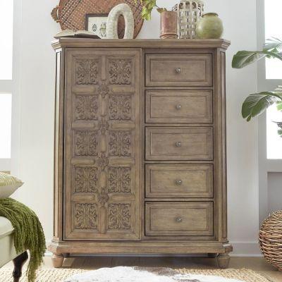 Liberty Furniture The Laurels Sliding Door Chest