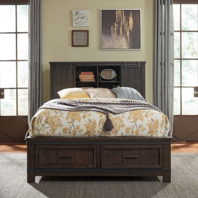 Liberty Furniture Thornwood Hills Bookcase Bed