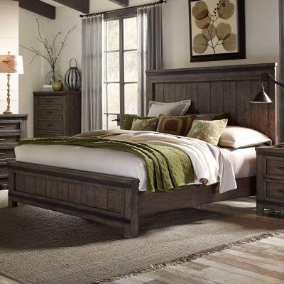 Liberty Furniture Thornwood Hills Panel Bed