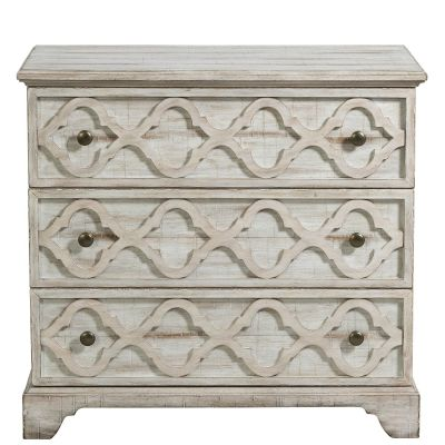 Madison Three Drawer Bachelor Chest Westwood