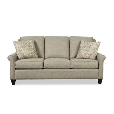 Jamela 79 Inch Casual Three Seater Sofa Couch