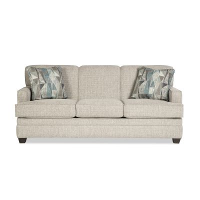 Mojo Casual Modern Three Seater Sofa Couch