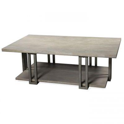 Riverside Adelyn Rectangular Coffee Table