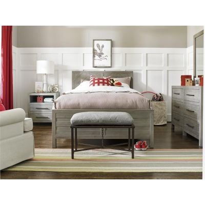 Scrimmage Full Reading Platform Bed New Milford