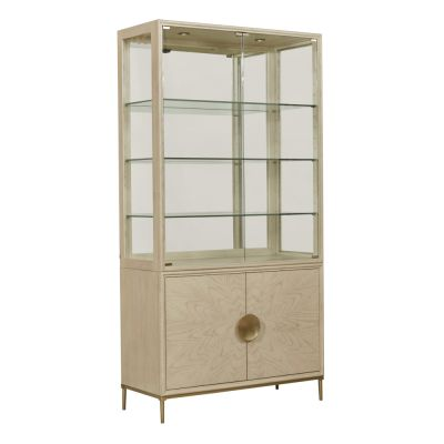 American Drew Lenox Baltic China Cabinet