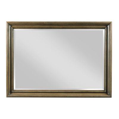 American Drew Anson Brown Brighton Mirror