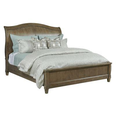 American Drew Anson Brown Ashford Queen Bed