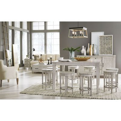 Legacy Classic Belhaven Weathered Plank Dinette Set