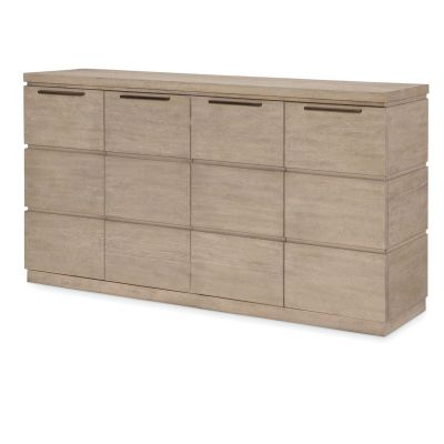 Legacy Classic Milano By Rachael Ray Home Sand Stone Credenza