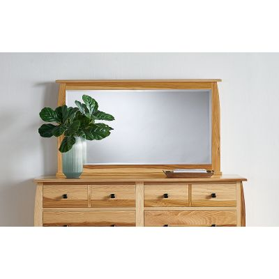 Adamstown Natural Dresser Mirror