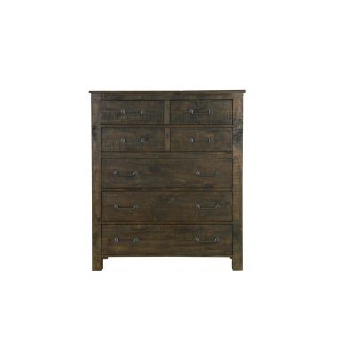 Pine Hill Rustic Pine Bedroom Chest