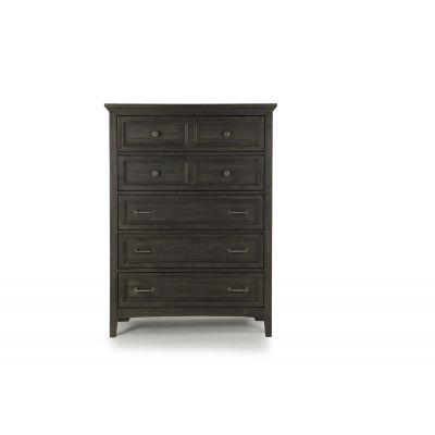 Mill River Charcoal Drawer Chest