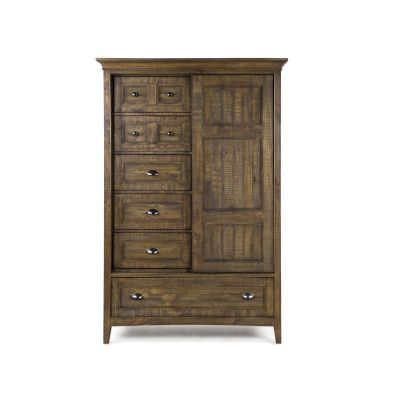 Bay Creek Toasted Nutmeg Door Chest