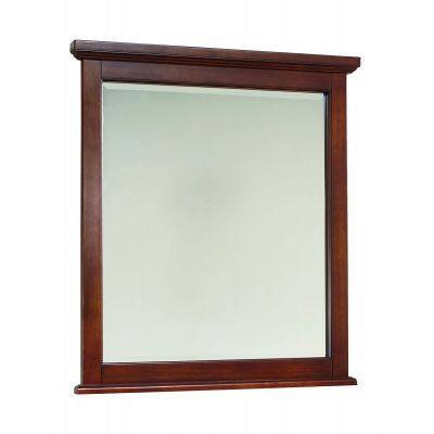 Vaughan Bassett Bonanza Studio Mirror in Cherry