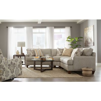 Cherios 3 pcs Sectional in Turino