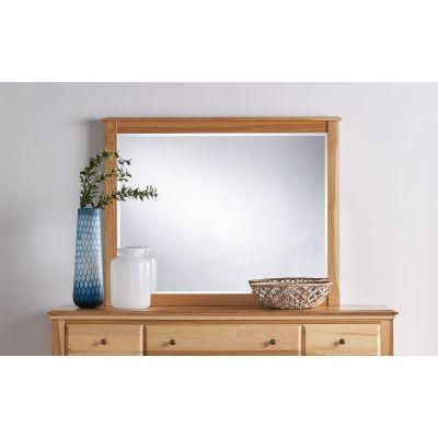 Camas Natural Dresser Mirror