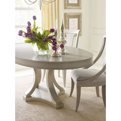 Legacy Classic Cinema By Rachael Ray Shadow Grey Oval Dining Room Set