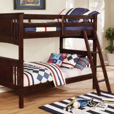 Spring creek Twin over Twin Bunk Bed Elmwood Park