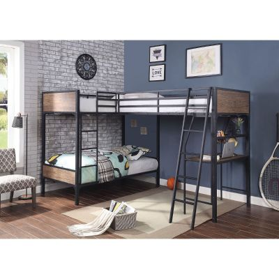 Alcor Triple Twin over Twin Bunk Bed Waldwick a