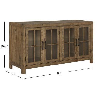 Willoughby Weathered Barley Dining Buffet