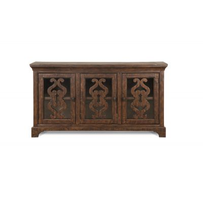 St.Claire Rustic Pine Server