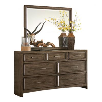 Seldovia Dresser Mirror Norwood