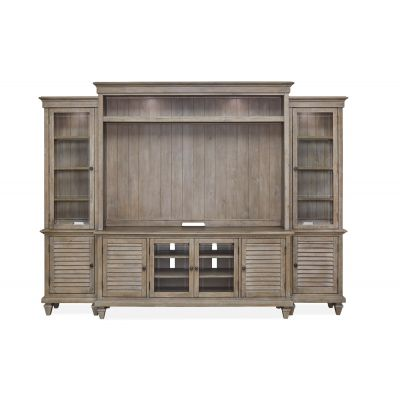 Lancaster Entertainment Wall unit New Milford