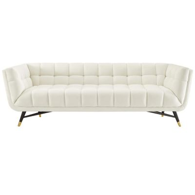 Patre Performance Velvet Sofa Couch