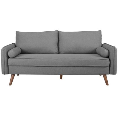 Golu Upholstered Fabric Sofa Couch