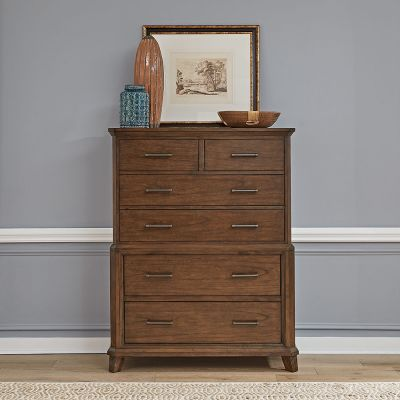 A-America Filson Creek Six Drawer Chest