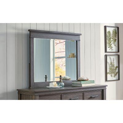 Glacier Point Greystone Dresser Mirror