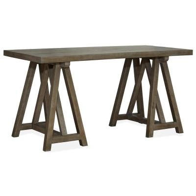 Lancaster Dovetail Grey Writing Desk
