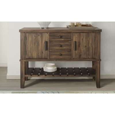 Huron Brown Dining Room Server