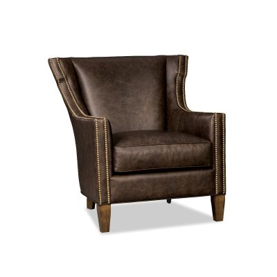 Stisk Leather Chair