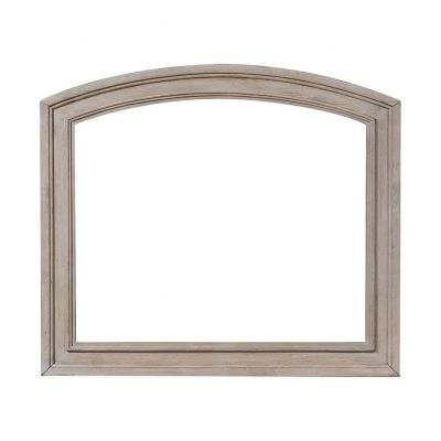 Homelegance Bethel Brushed Gray Dresser Mirror