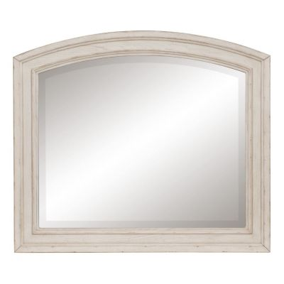 Homelegance Bethel Antique White Dresser Mirror
