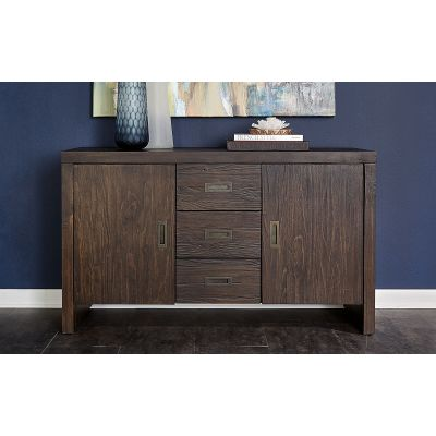 Palm Canyon Carob brown 54'' Dining Room Server