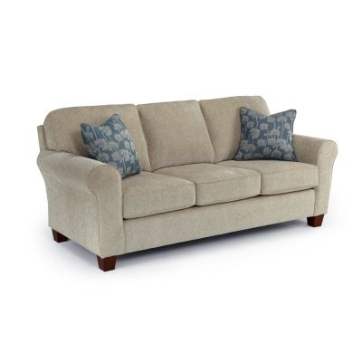 Annabel Rolled Arm sofa Norwood