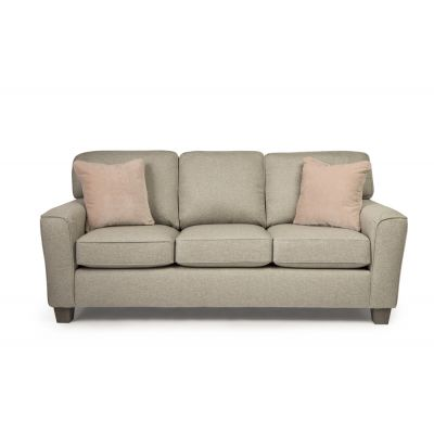 Annabel Living Room Sofa with Crescent Arm Emerson