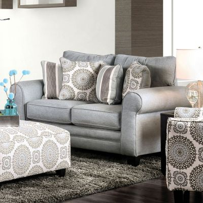 Misty Living Room Loveseat Ramsey
