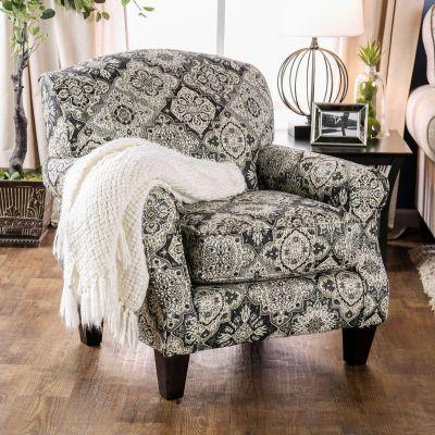 Bernadette Floral Accent Chair Lyndhurst