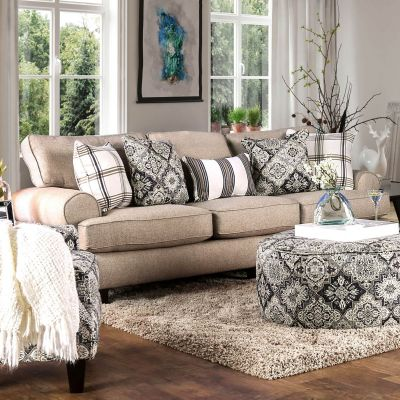 Bernadette Living Room Sofa Fair Lawn