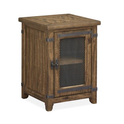 Chesterfield Accent Table