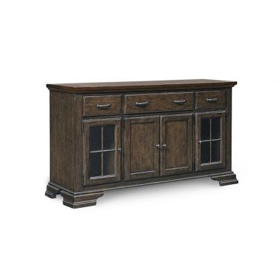 Legacy Classic Thatcher Amber Credenza