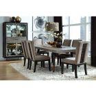 Ryker Nocturn Black Dining Room Set